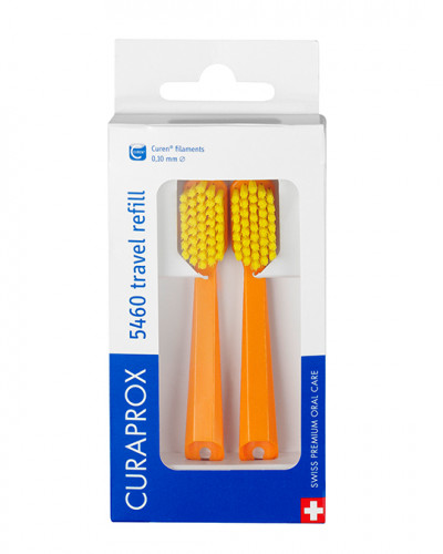 CS 5460 travel refill oranje, duo-pack